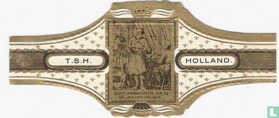 T.S.H. (Tobacco Service Holland, T.S.H. Hippo...) - De Swaardveeger