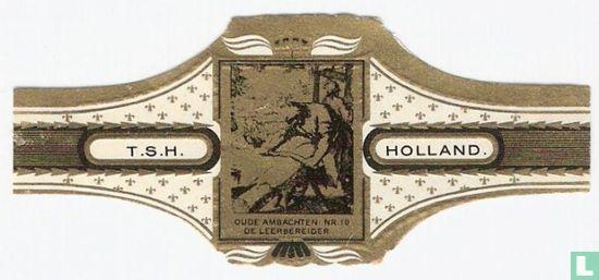 T.S.H. (Tobacco Service Holland, T.S.H. Hippo...) - De Leerbereider