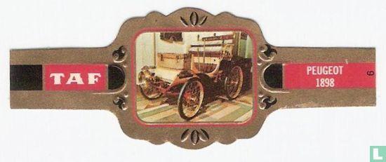 Taf - Peugeot 1898