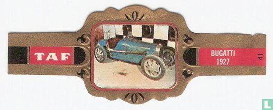 Taf - Bugatti 1927