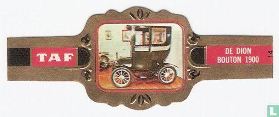 Taf - De Dion Bouton 1900