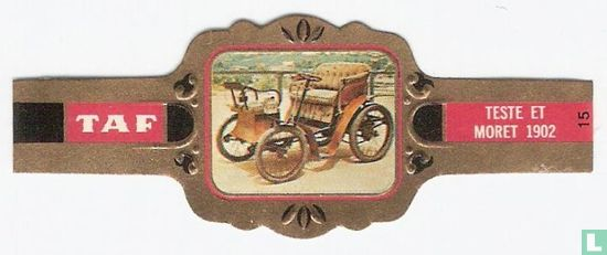 Taf - Teste et Moret 1902