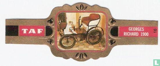 Taf - Georges Richard 1900