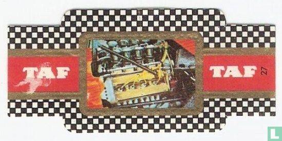 Taf - Alfa V8 typo 333 in 'n McLaren frame