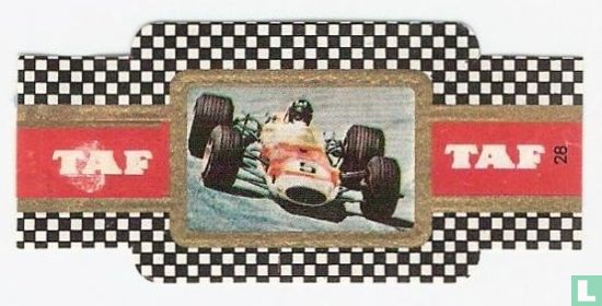 Taf - Lotus 49 B  rijder Graham Hill