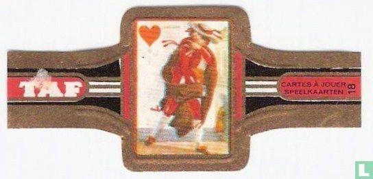 Taf - Frans kaartspel  1819