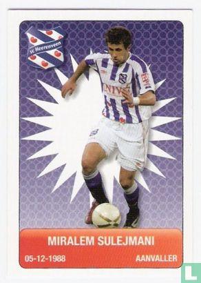 Eredivisie - sc Heerenveen: Miralem Sulejmani