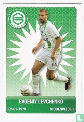 Eredivisie - FC Groningen: Evgeniy Levchenko