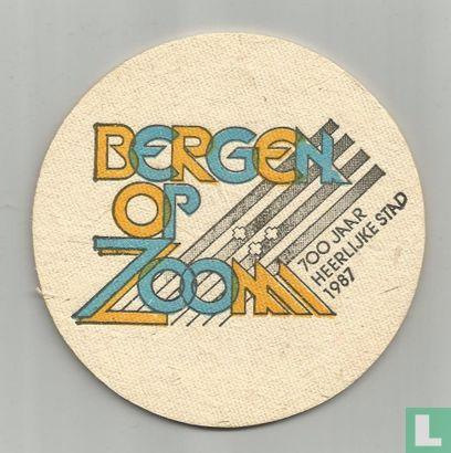 Nederland - Bergen op Zoom 700 jaar heerlijke stad