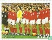 Azerbaijan - World Cup soccer - France