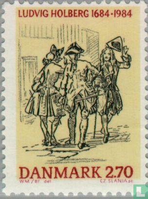 Dänemark - Ludwig Holberg