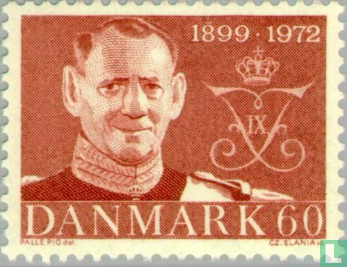 Denmark - King Frederick IX