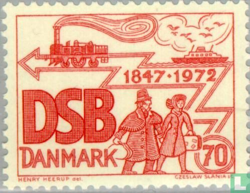 Denmark - Railways