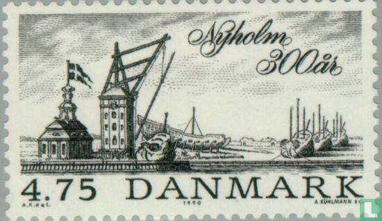 Dänemark - Port Nyholm