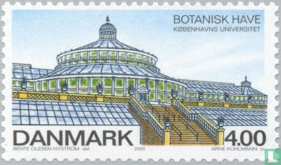 Denmark - Botanical Garden