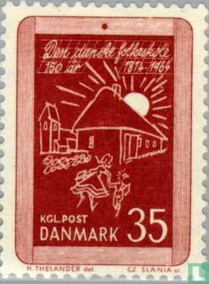 Dänemark - 150 Jahre Volksschulen
