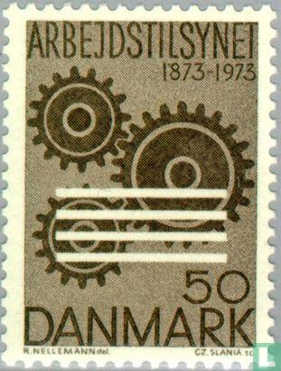 Dänemark - Schutz der Fabrikarbeiter