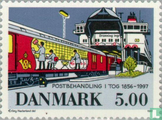 Dänemark - Transport von Mail