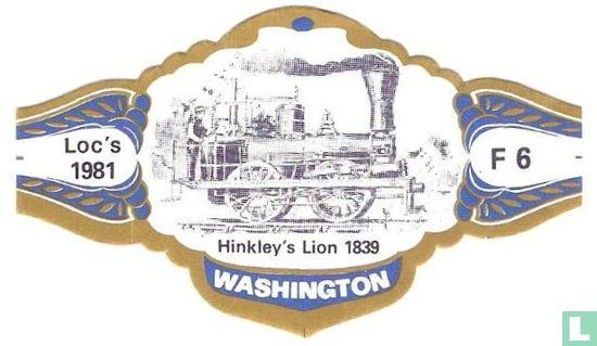 Washington - F6 - Hinkley's Lion 1839
