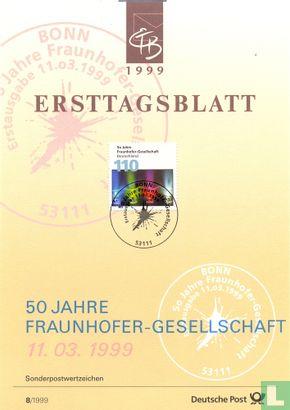 Duitsland [DEU] - Fraunhofer-Geselschaft 1949-1999