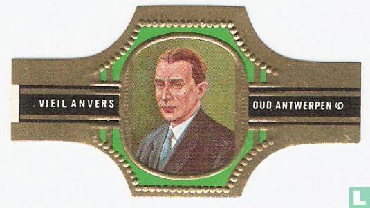 Oud Antwerpen - P. Curie - 1903 - Frankrijk