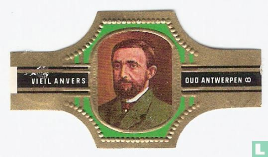 Oud Antwerpen - P. Lenard - 1905 - Duitsland