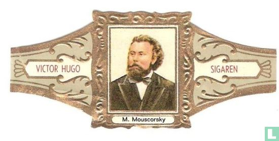 Victor Hugo - M. Mouscorsky