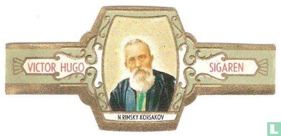 Victor Hugo - N. Rimsky-Korsakov