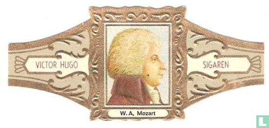 Victor Hugo - W.A. Mozart