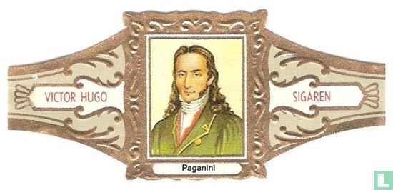 Victor Hugo - Paganini