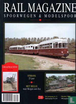 Rail Magazine 218