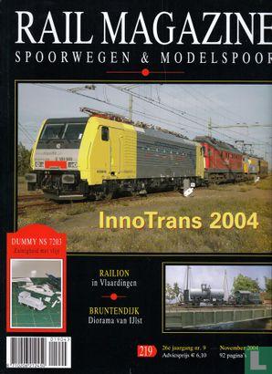 Rail Magazine 219