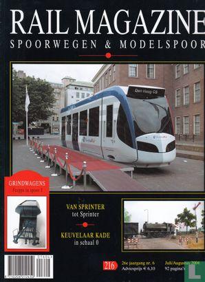 Rail Magazine 216