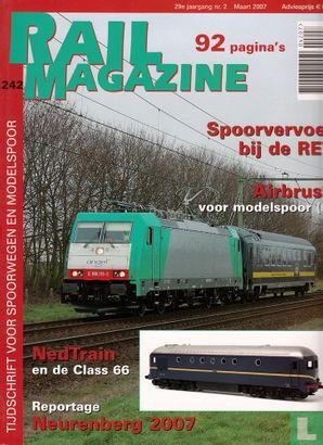 Rail Magazine 242