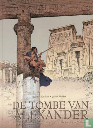 Tombe van Alexander, De - De poort van Ptolemaeus
