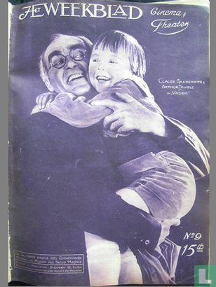 Het weekblad cinema&theater 9