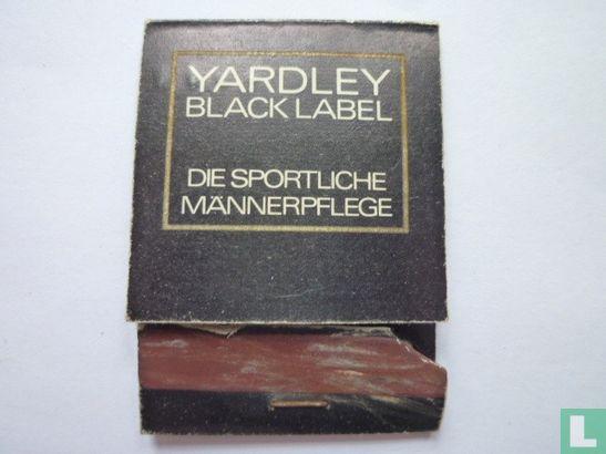 Yardley Black label - Afbeelding 1