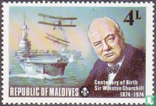 Maldives - Winston Churchill