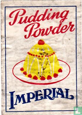 Pudding Powder Imperial - Afbeelding 1