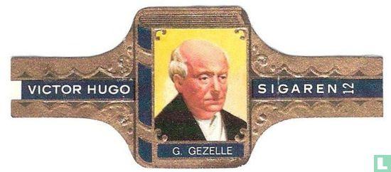 Victor Hugo - G. Gezelle   1830 - 1899