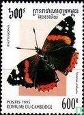 Cambodja - Vlinders