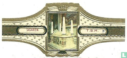 T.S.H. (Tobacco Service Holland, T.S.H. Hippo...) - Oostenrijkse / Zweedse dynastie 19