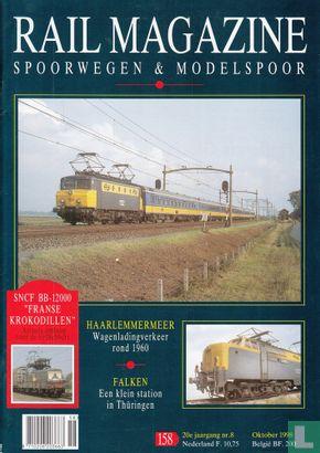 Rail Magazine 158