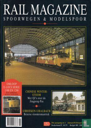 Rail Magazine 151