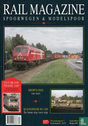 Rail Magazine 157