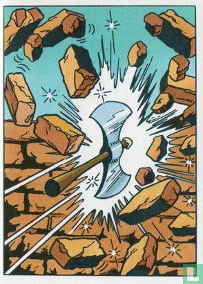 Fun Stickers - Bijl - De Hamer van Thor