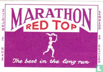Marathon Red Top