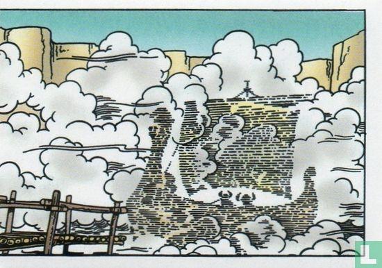 Fun Stickers - Vikingschip - De Hamer van Thor