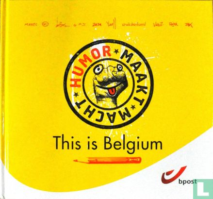 België [BEL] - This is Belgium: Humor maakt macht