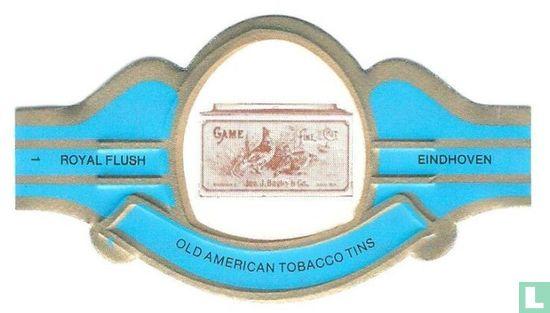 Royal Flush - Old American Tobacco Tins 1